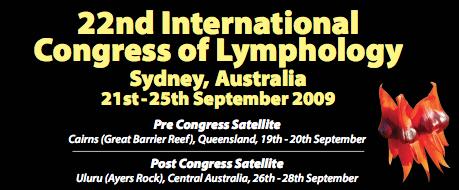 22nd International Congress of Lymphology