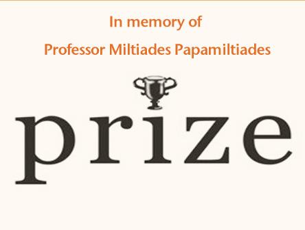 Miltiades Papamiltiades's Prize