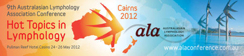 9th Australasian Lymphology Association Conference 2012