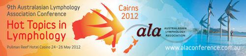 9th Australasian Lymphology Association Conference 2012