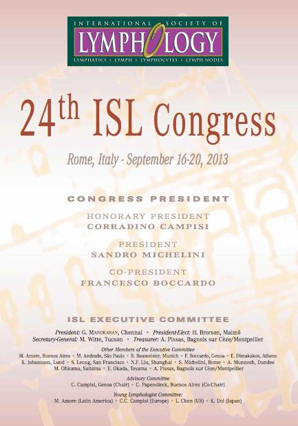 24th ISL Congress WEB Streaming