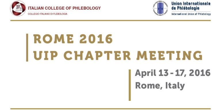 Rome 2016 UIP Chapter Meeting