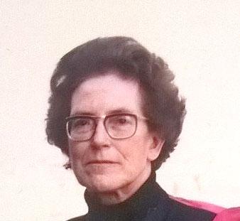 In Memory of PROFESSOR GENEVIEVE HIDDEN
