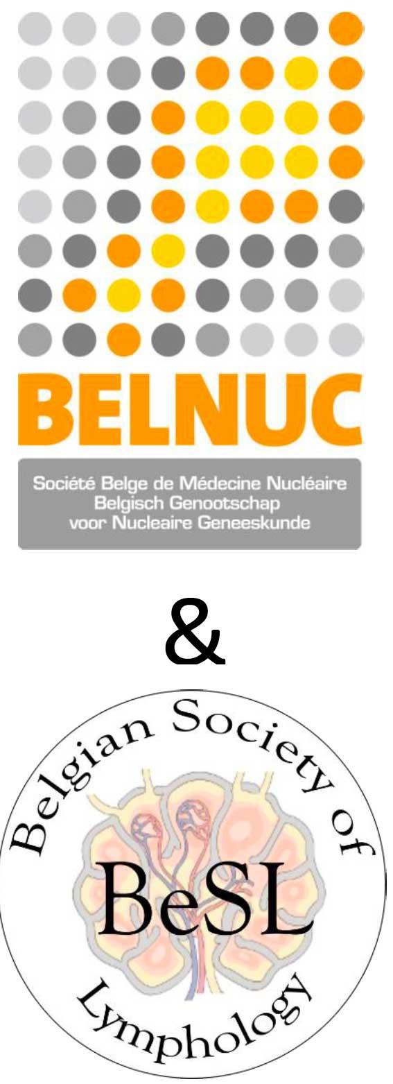 Lymphedema and Lymphoscintigraphy Joint Belnuc/ BeSL Seminar