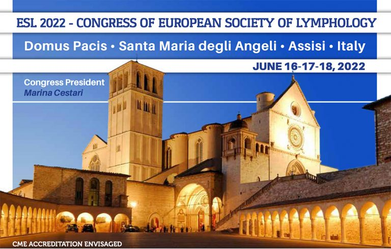 Announcement of 2022 ESL Congress  (with PDF brochure)